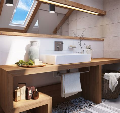deco salle de bain nature 9 simple tricks to make your bathroom look like it s from a magazine