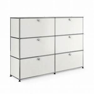 Usm Haller Sideboard Weiß : usm haller sideboard pro office shop ~ Orissabook.com Haus und Dekorationen