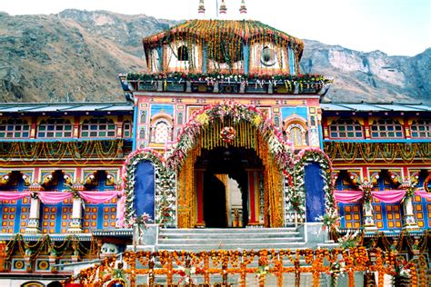 Badrinath, Kedarnath, Gangotri