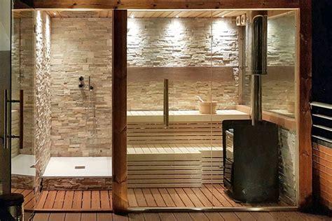 Sauna In Casa by Spa In Casa Realizza Un Centro Benessere In Casa Tua