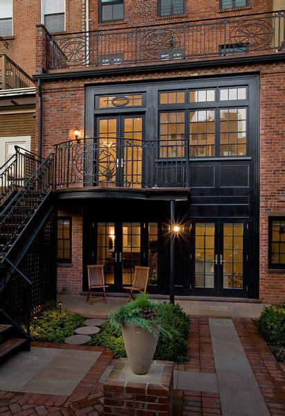 25 best ideas about brick house trim on brick