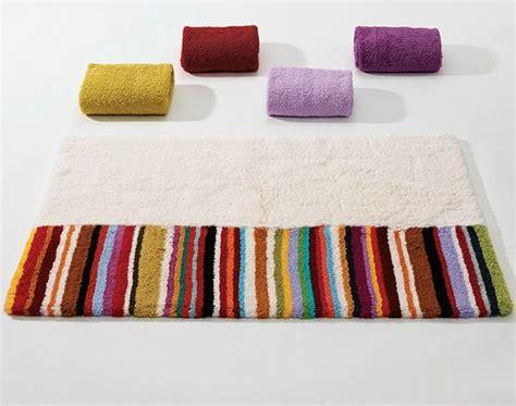 colorful bath rugs abyss habidecor arizona