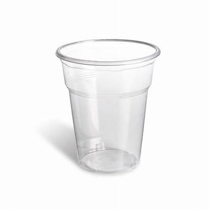 Plastic Cup Pp Transparent Cups 400ml Freddo
