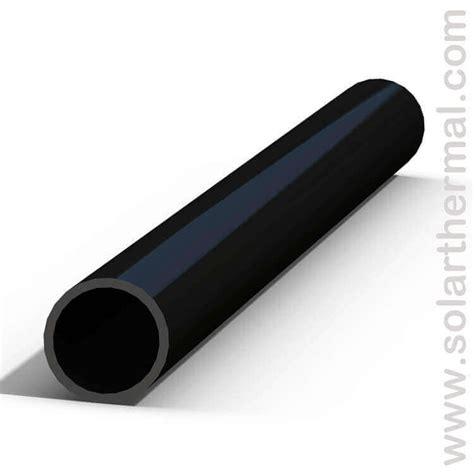 Black Pvc Pipe 15 Diameter 8 Ft In Length Schedule
