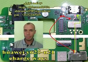 Huawei Y625 Charging Solution Jumper Problem Ways Charging