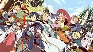 1085750, Illustration, Anime, Cartoon, Log, Horizon, Comics, Akatsuki, Log, Horizon, Lenessia