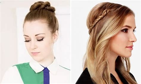10 easy hairstyles for girls in 5 minutes which one do