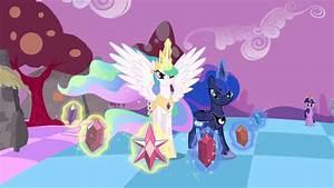 MLP FiM Princess Luna and Princess Celestia images ...
