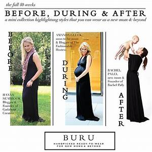 Pregnancy Style Tips The Perfect Black Dress