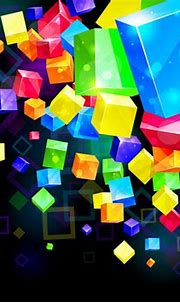 Colorful Cubes Background Vector Art & Graphics ...
