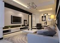 interesting minimalist small apartment ideas Interesting Minimalist Living Room Tv Wall Ideas Modern ...
