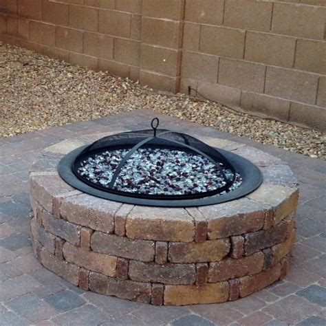 build a propane pit fascinating diy propane pit stuffandymakes build your