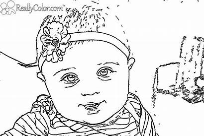 Coloring Pages Printable Boss Outline Newborn Bitty