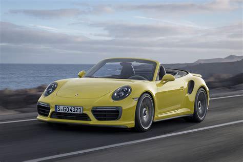 porsche cabriolet turbo porsche 911 turbo s cabriolet 991 2 2016 autoevolution