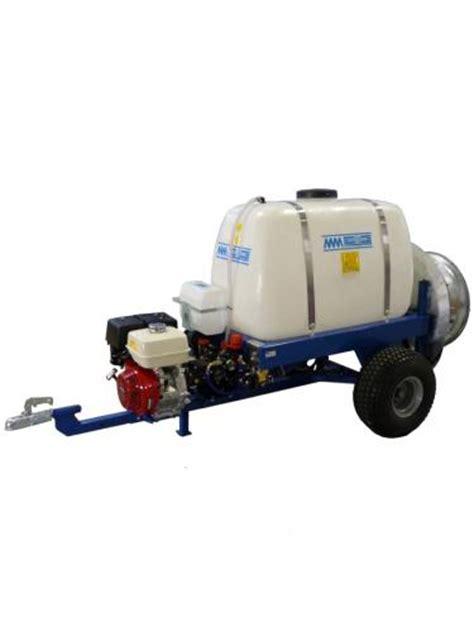 mm lg  atv trailer sprayer gas mm sprayers usa