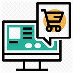 Commerce Icon Ecommerce Icons Library Services Shopping