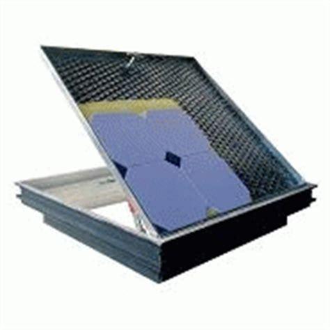 trappe de visite sol exterieur trappe de sol coupe feu 1 heure