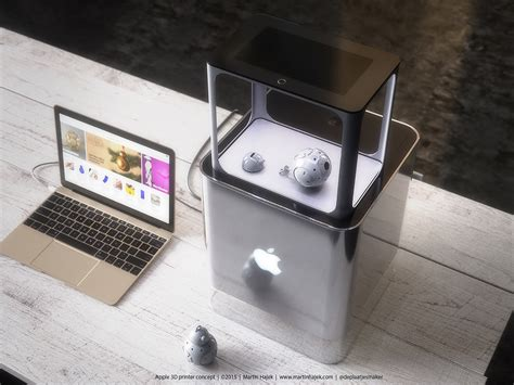 check   apple  printer concept video iclarified