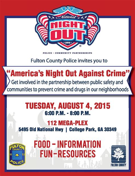 national out flyer template fulton county government fulton county invites you to participate in national out