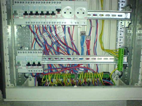 Raccordement Bornier De Terre  Forum Electricité  Système D