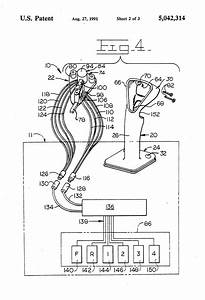 Patent Us5042314 - Steering And Transmission Shifting Control Mechanism