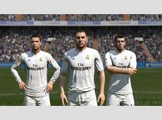 FIFA 16 Real Madrid New Home Kit 1617 YouTube