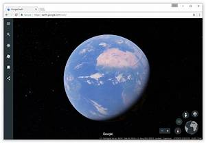 "Google Earth gets a new home on the Web, fancy ""guided ..."