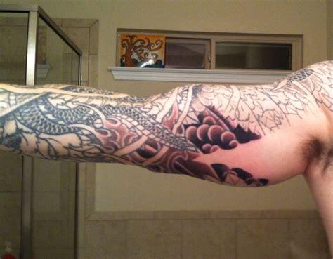 shading  chris trevino aka horimana tattoo