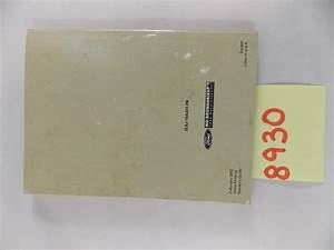 02 2002 Ford Escape Owners Manual Book Guide   8930