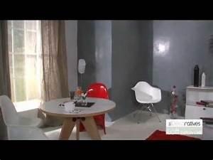 Peinture Béton Ciré : peinture loft beton cire les d coratives sur www ~ Melissatoandfro.com Idées de Décoration