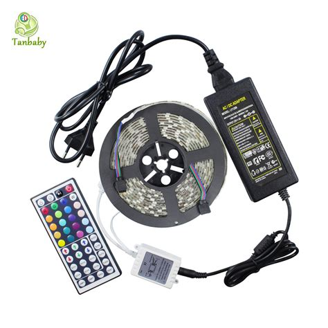 tanbaby rgb led 5050 waterproof rope