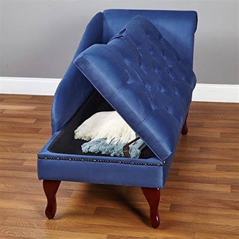 chaise lounge sofa with storage blue chaise storage lounge chair sofa loveseat for living