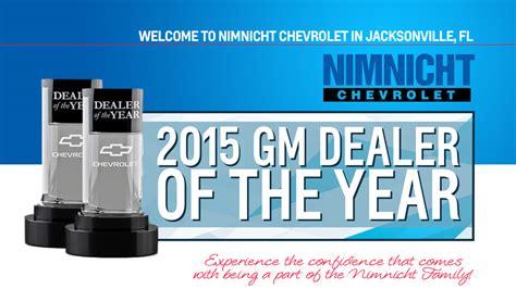Chevrolet And Used Car Dealer In Jacksonville Nimnicht