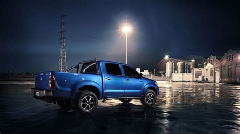 Toyota Hilux Backgrounds by Toyota Hilux Hd Wallpaper Background Image 1920x1080