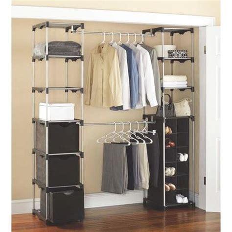 Closet Expandable Closet Organizer For Bedroom Storage
