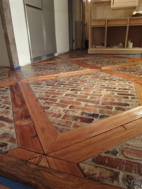 brick floors best 25 brick tile floor ideas on pinterest brick floor kitchen brick floors in kitchen and