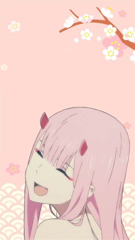 darlinginthefranxx zerotwo  kawaii kawaiigirl girl