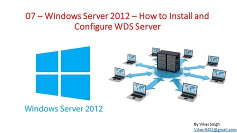 windows server    install  configure