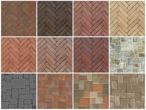 SKETCHUP TEXTURE: UPDATE SEAMLESS TEXTURE PAVING STONE