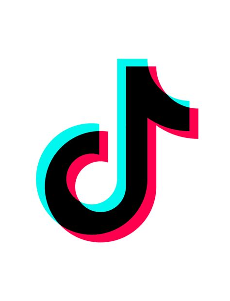 Tik Tok Logo PNG Image | Youtube logo, Logo sticker, Tok