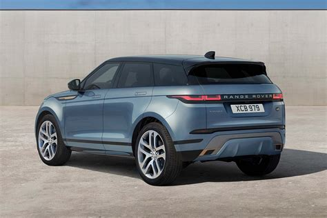 2019 range rover evoque new 2019 range rover evoque revealed and ordering is