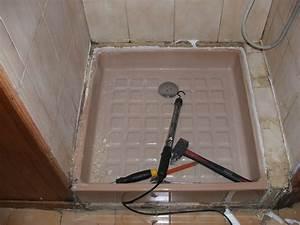 Refaire Une Douche : ma douche comment faire forum plomberie sanitaires syst me d ~ Dallasstarsshop.com Idées de Décoration