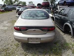 1999 Ford Taurus Front
