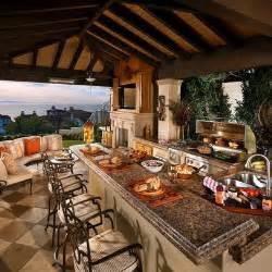 kitchen patio ideas best 25 outdoor kitchens ideas on backyard