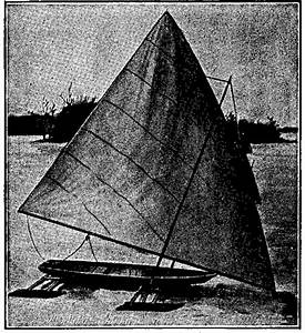 How To Build An Ice Boat - Ice Boat Plans