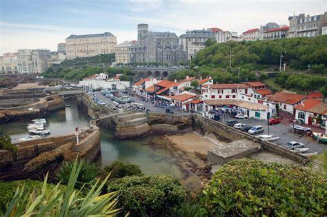 chambres d h 244 tes 224 port des p 234 cheurs biarritz et ses environs