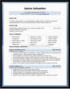 Good Resume Summary Examples Free Resume Template Good Resume4 How To Write A Good CV Good Resume Sample For A Job Template