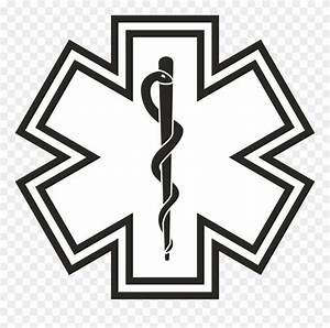 Ems Star Of Life Clipart (#4190647) - PinClipart