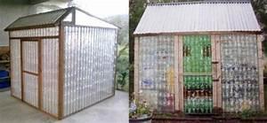 Faire Sa Serre En Polycarbonate : construire une serre en bouteilles plastique ~ Premium-room.com Idées de Décoration