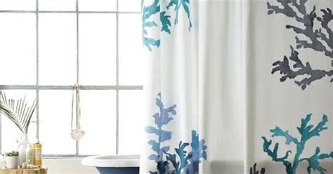 Coral Reef Shower Curtain. Check Out More Bathroom Decor
